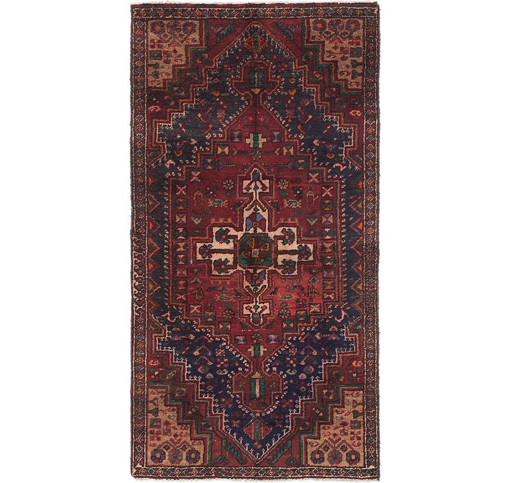 3' 5 x 6' 7 Tuiserkan Persian Rug