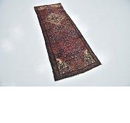 Link to 2' 6 x 7' 2 Hamedan Persian Runner Rug