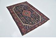 Link to 3' 10 x 5' 5 Hamedan Persian Rug