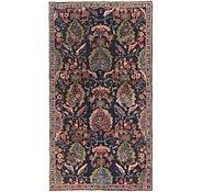 Link to 3' 3 x 6' Tabriz Persian Runner Rug