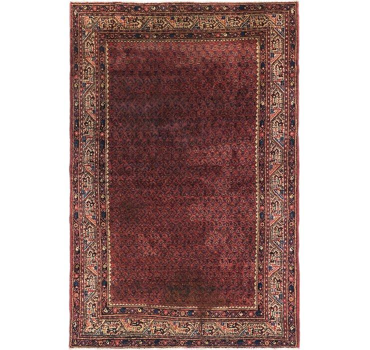 4' 7 x 7' Farahan Persian Rug