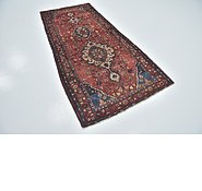 Link to 3' 8 x 8' Hamedan Persian Runner Rug
