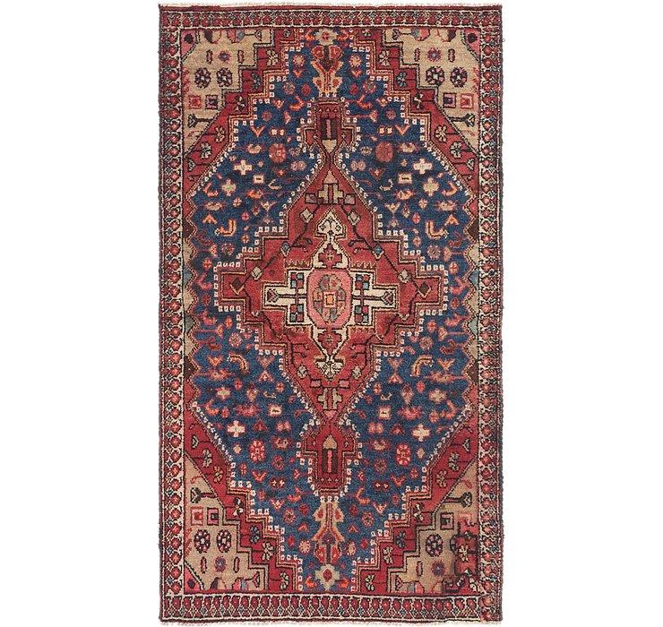 3' 6 x 6' 3 Tuiserkan Persian Rug
