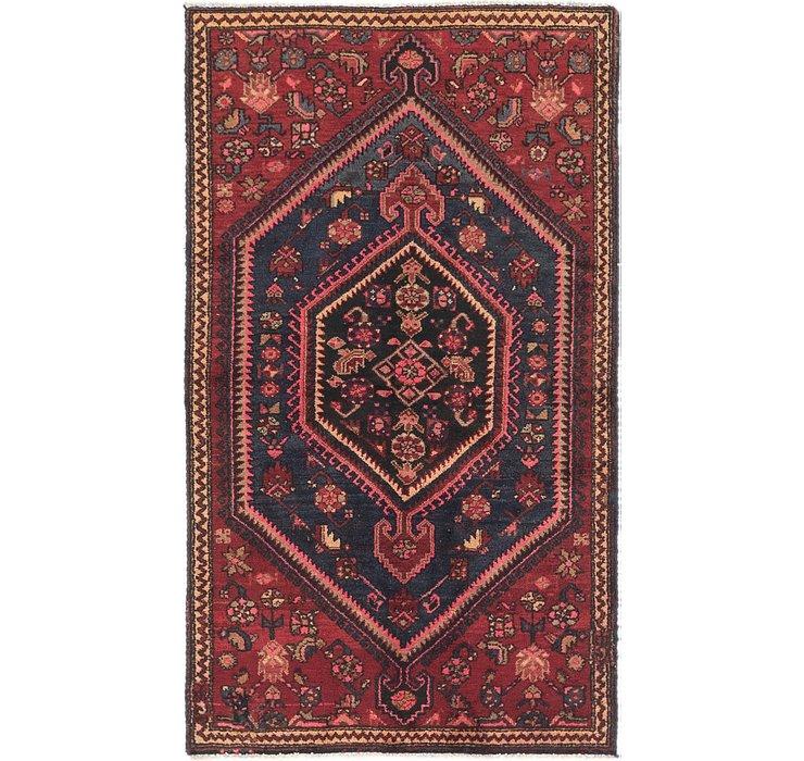 3' 3 x 5' 7 Zanjan Persian Rug