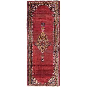 2' 10 x 7' Golpayegan Persian Runn...