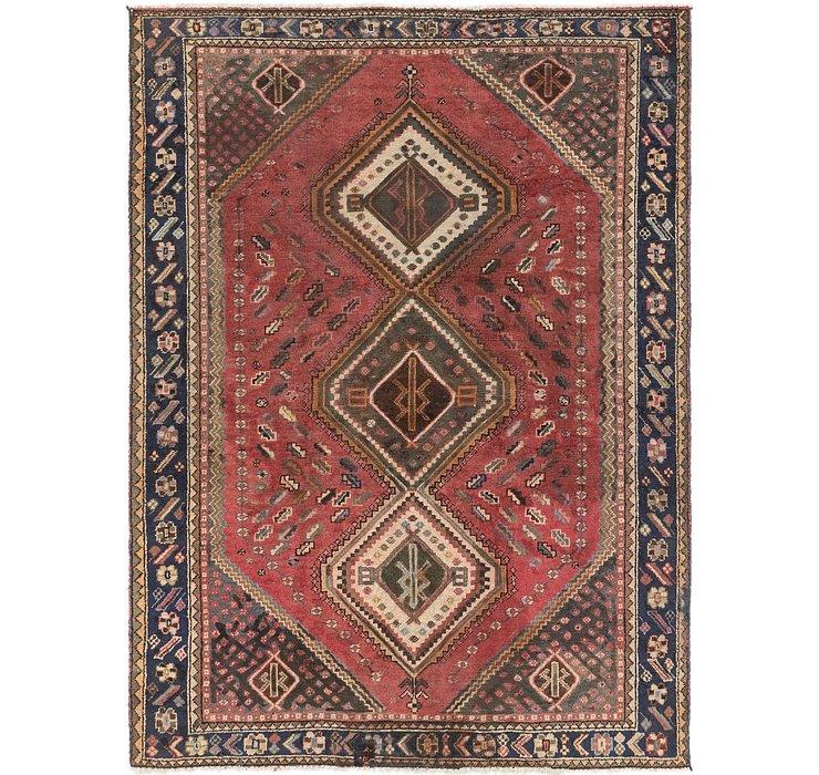 5' x 6' 8 Farahan Persian Rug