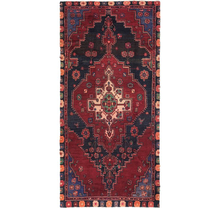 4' x 8' Tuiserkan Persian Runne...