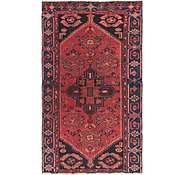 Link to HandKnotted 3' 10 x 6' 5 Zanjan Persian Rug