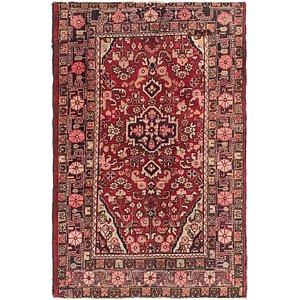 Link to 122cm x 183cm Hamedan Persian Rug item page