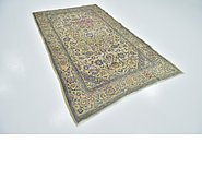 Link to 4' 10 x 8' 3 Kashan Persian Rug