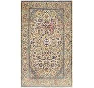 Link to 4' 10 x 8' 3 Kashan Persian Rug