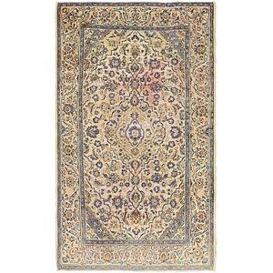 147cm x 250cm Kashan Persian Rug