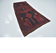 Link to 4' 6 x 12' 1 Sirjan Persian Runner Rug