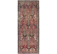 Link to 3' 7 x 9' 1 Shiraz Persian Runner Rug