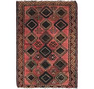 Link to 4' 7 x 6' 9 Shiraz Persian Rug