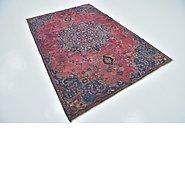 Link to 5' 3 x 8' Mashad Persian Rug