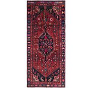 Link to 3' 10 x 9' 5 Hamedan Persian Runner Rug
