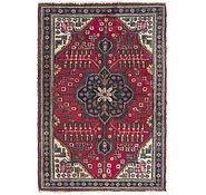 Link to 90cm x 145cm Tabriz Persian Rug