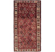 Link to 4' 8 x 9' 3 Bakhtiar Persian Runner Rug