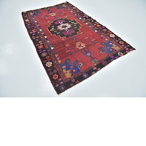 Link to 5' x 8' Shiraz Persian Rug item page