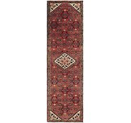 Link to 75cm x 275cm Hossainabad Persian Runner Rug