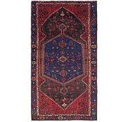 Link to 3' 10 x 7' 6 Hamedan Persian Runner Rug