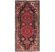 Link to 3' 6 x 7' 7 Hamedan Persian Runner Rug