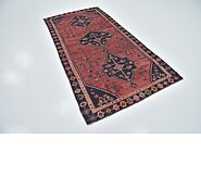 Link to 4' x 8' Shiraz Persian Runner Rug