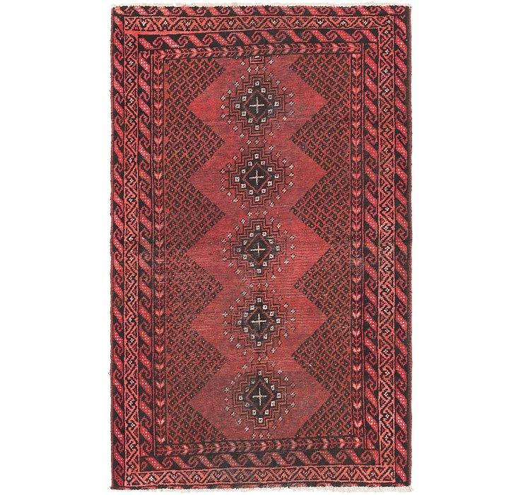 115cm x 190cm Shiraz Persian Rug