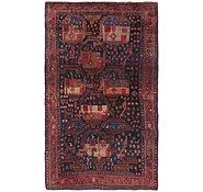 Link to 4' 8 x 8' Sirjan Persian Rug