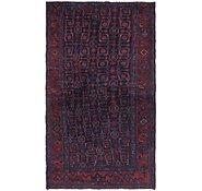 Link to 4' x 7' 3 Farahan Persian Rug