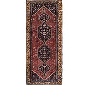 Link to 3' 5 x 7' 10 Hamedan Persian Runner Rug