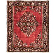 Link to 5' x 6' 2 Borchelu Persian Square Rug