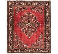 Link to 152cm x 188cm Borchelu Persian Square Rug