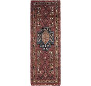Link to 3' x 9' 3 Hamedan Persian Runner Rug