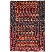 Link to 115cm x 165cm Shiraz Persian Rug