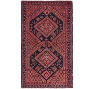 Link to 4' 10 x 8' 7 Shiraz Persian Rug