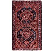 Link to 4' 10 x 8' 7 Shiraz Persian Rug
