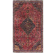 Link to 4' 9 x 8' 4 Mashad Persian Rug
