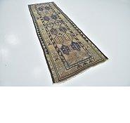 Link to 3' 5 x 10' 9 Shiraz Persian Runner Rug