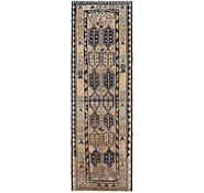 Link to 3' 5 x 10' 9 Shiraz Persian Runner Rug