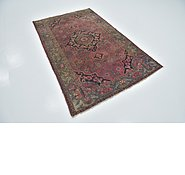 Link to 4' 4 x 7' Hossainabad Persian Rug