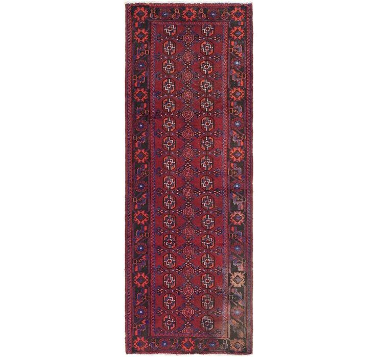 3' 6 x 10' 6 Ferdos Persian Runner Rug