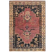 Link to 4' x 5' 9 Shiraz Persian Rug