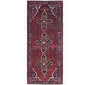 Link to 117cm x 297cm Ferdos Persian Runner Rug