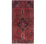 Link to 3' 10 x 7' 6 Hamedan Persian Runner Rug