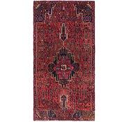 Link to 117cm x 230cm Hamedan Persian Runner Rug