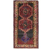 Link to 3' 6 x 7' Shiraz Persian Runner Rug
