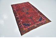 Link to 4' 8 x 8' Hamedan Persian Runner Rug