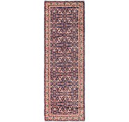 Link to 102cm x 315cm Malayer Persian Runner Rug